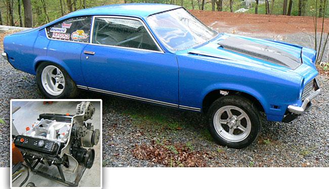 1972 Vega Hot Rod Would Make Any Car Enthusiast Proud