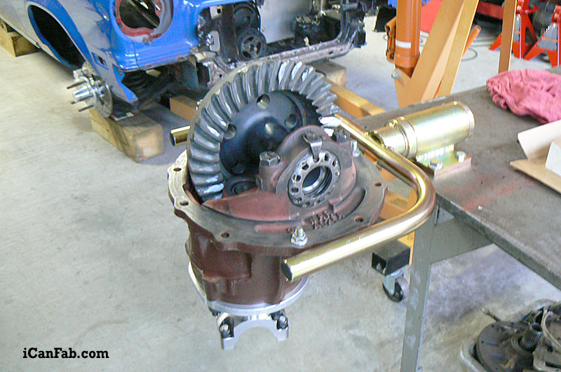 9 inch rear end gears