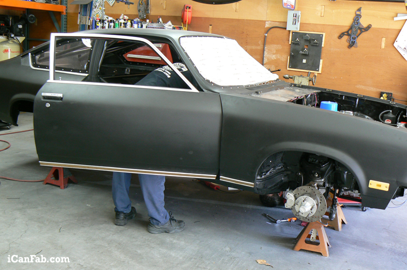 Super Chevy is this weekend and the shop is getting ready