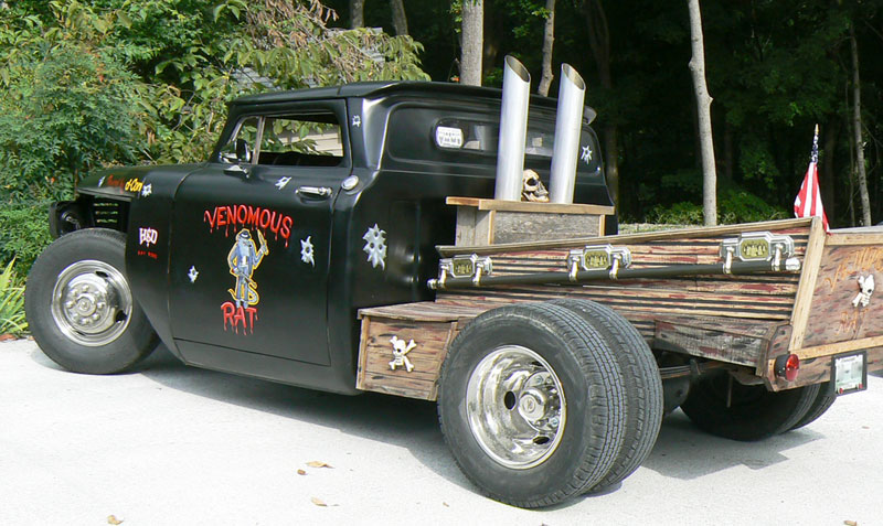 Rat Rod in Tennessee