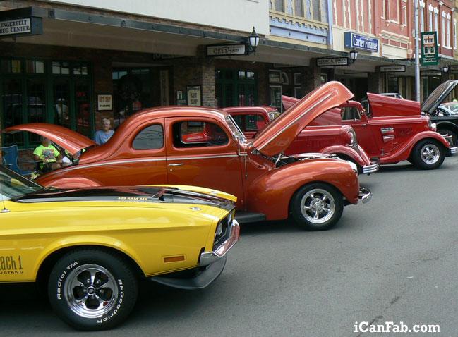 Carter County Car Club Car Show
