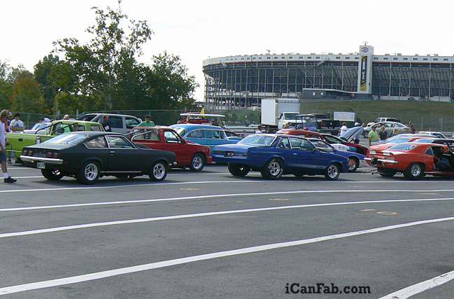 bracket racing