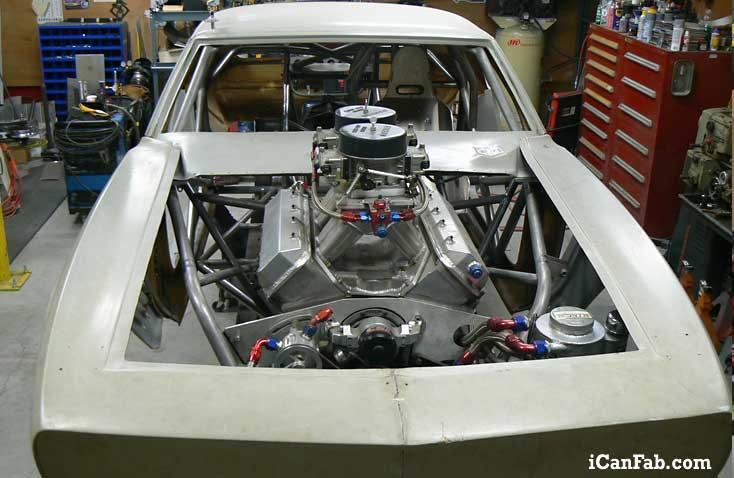 pro mod race car builders