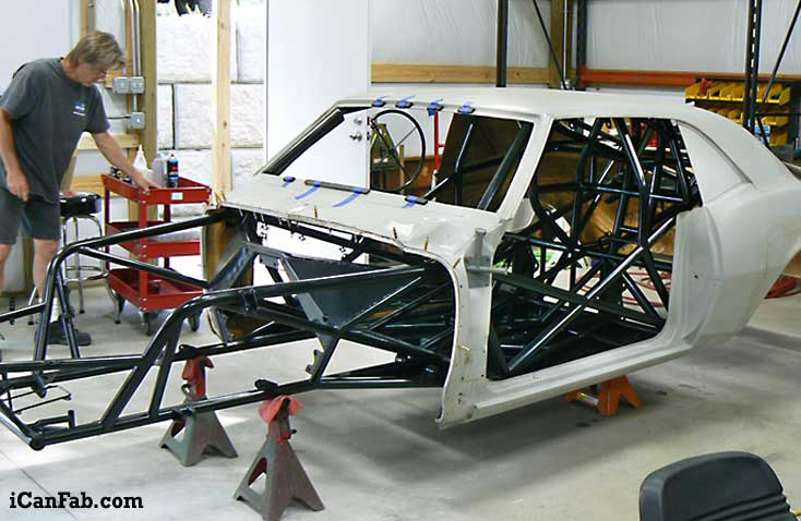 1977 Corvette For Sale >> 68 Camaro Chassis Fabrication - Drag Racing Cars For Sale