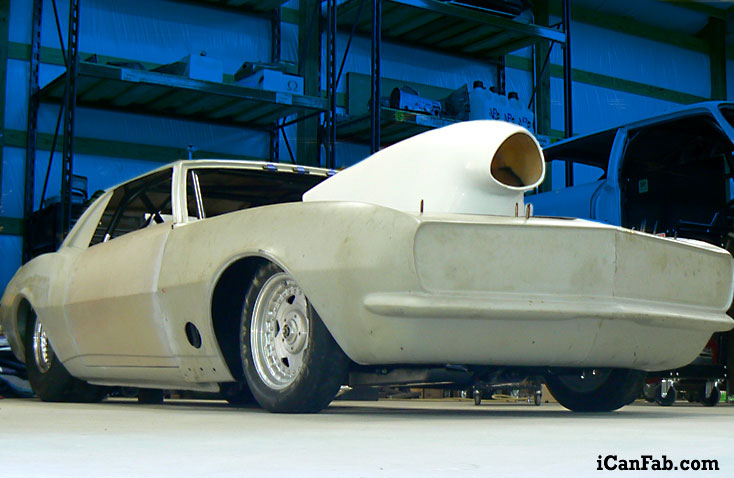 1968 Camaro Rolling Chassis For Sale - Metal Fabrication ...