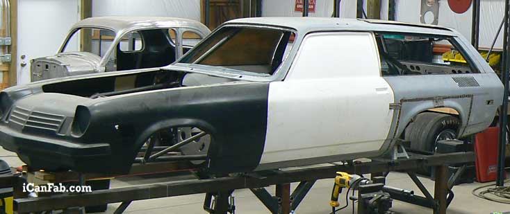 2016 Chevy Malibu For Sale >> For Sale Chevy Vega Wagon Roller - Metal Fabrication | TIG Welding | iCanFab