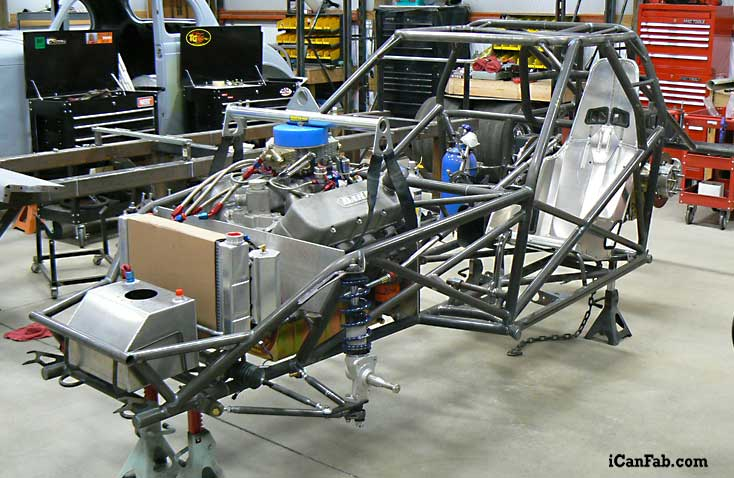 Vega Wagon drag car for sale